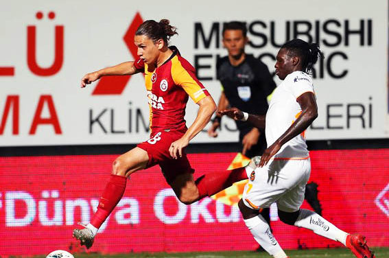 Alanyaspor 4-1 Galatasaray (31. runde)