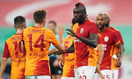 Neftçi Baku 1-3 Galatasaray (EL kvalifisering)