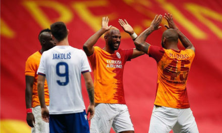 Galatasaray 2-0 Hajduk Spilt (EL kvalifisering)