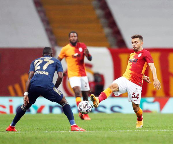 Galatasaray 0-0 Fenerbahce (3. runde)
