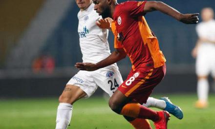 Kasimpasa 1-0 Galatasaray (4. runde)