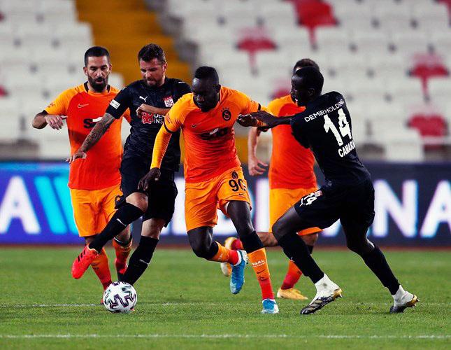 Sivasspor 1-2 Galatasaray (8. runde)