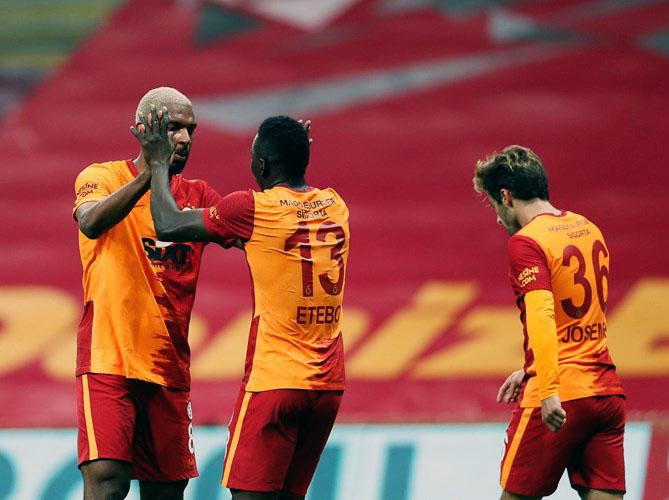 Galatasaray 1-0 Ankaragucu (7. runde)