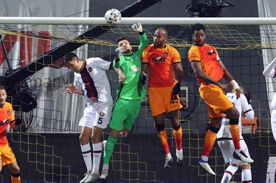 Fatih Karagümrük 2-1 Galatasaray (12. runde)