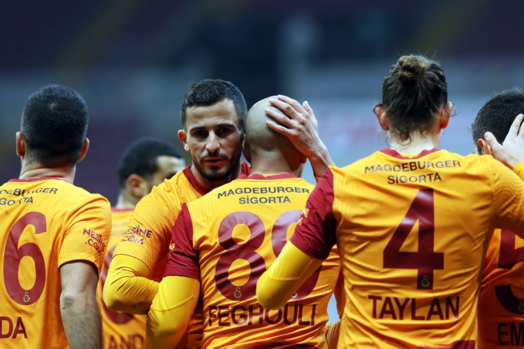 Galatasaray 3-1 Göztepe (13. runde)