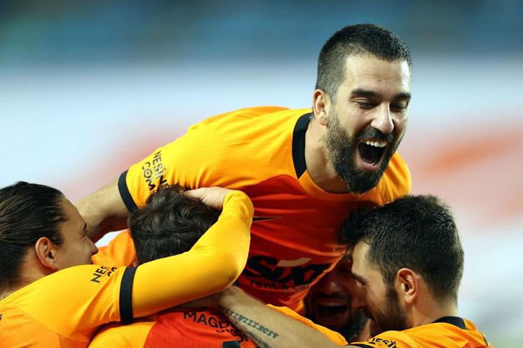 Trabzonspor 0-2 Galatasaray (14. runde)