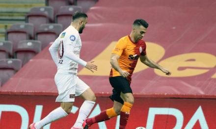 Galatasaray 3-0 Hatayspor (11. runde)