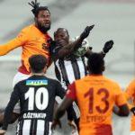 Besiktas 2-0 Galatasaray (18. runde)