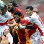 Galatasaray 0-0 Antalyaspor (15. runde)