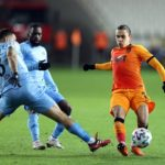 Gaziantep FK 1-2 Galatasaray (21. runde)