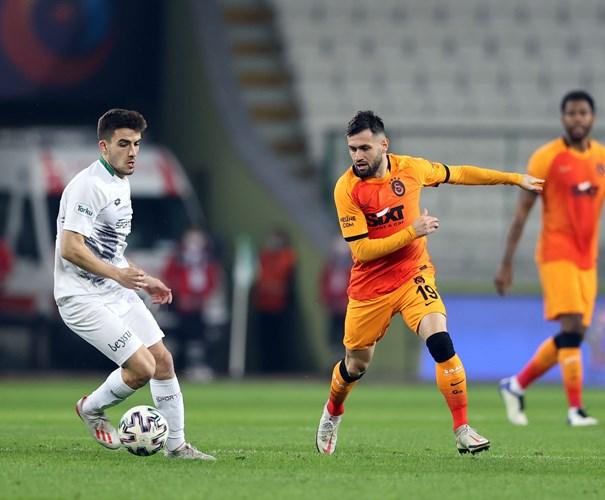 Konyaspor 4-3 Galatasaray (16. runde)