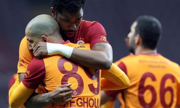 Galatasaray 6-1 Denizlispor (19. runde)