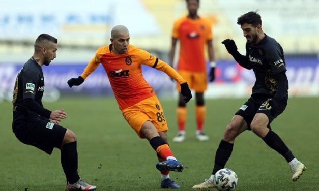 Yeni Malatyaspor 0-1 Galatasaray (20. runde)