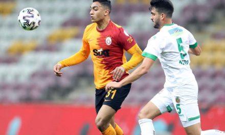 Galatasaray ute av cupen etter 2-3 tap mot Alanyaspor