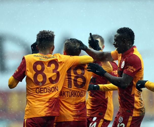 Galatasaray 2-1 Kasımpaşa (24. runde)