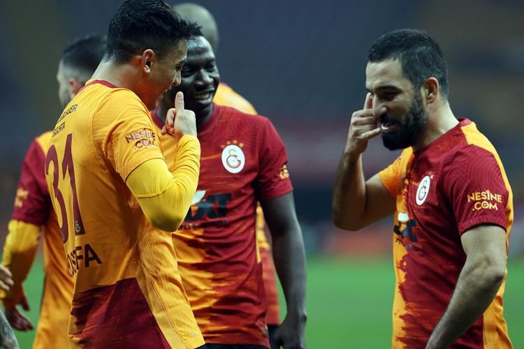 Galatasaray 2-0 Erzurum BB (26. runde)