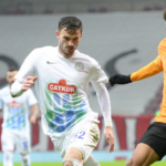 Galatasaray 3-4 Rizespor (30. runde)