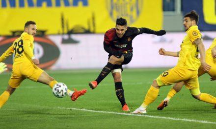 Ankaragücü 0-0 Galatasaray (27. runde)