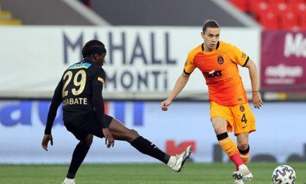 Göztepe 1-3 Galatasaray (33. runde)