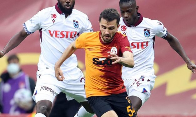 Galatasaray 1-1 Trabzonspor (34. runde)