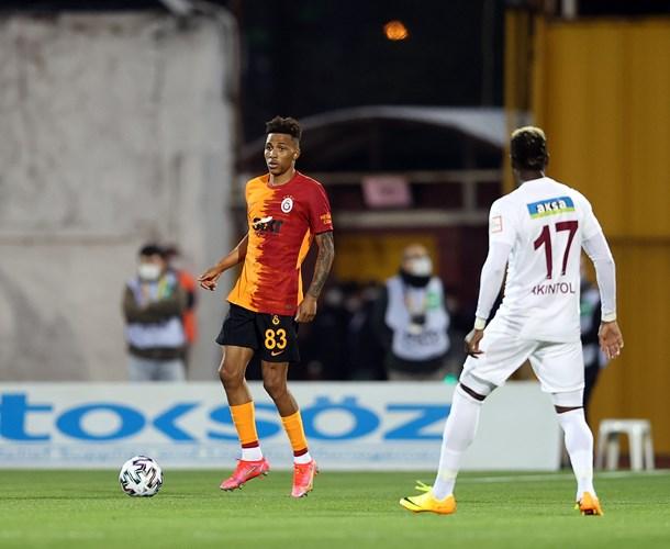 Hatayspor 3-0 Galatasaray (31. runde)