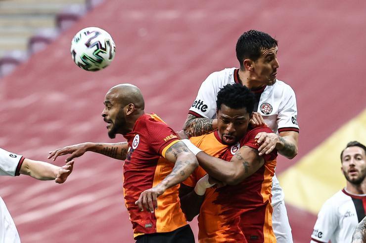 Galatasaray 1-1 Fatih Karagumruk (32. runde)