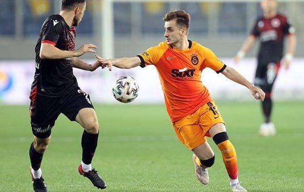 Genclerbirligi 0-2 Galatasaray (37. runde)