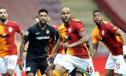 Galatasaray endte på andreplass etter dramatisk sisterunde