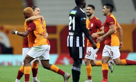 Galatasaray 3-1 Besiktas (38. runde)