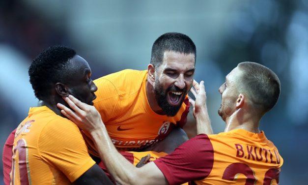 St Johnstone 2-4 Galatasaray (EL kvalifisering)