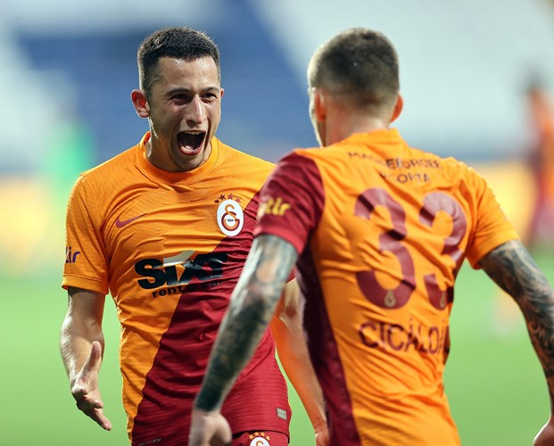 Kasimpasa 2-2 Galatasaray (3. runde)