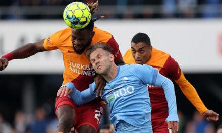 Randers FC 1-1 Galatasaray (EL-kvalifisering)