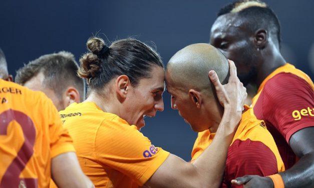 Galatasaray 2-1 Hatayspor (2. runde)