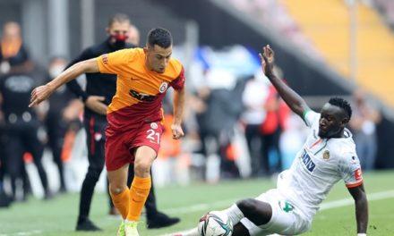 Galatasaray 0-1 Alanyaspor (5. runde)