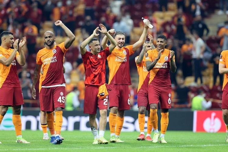 Galatasaray 1-0 Lazio (EL-kamp 1)