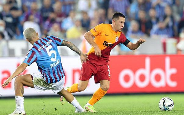 Trabzonspor 2-2 Galatasaray (4. runde)