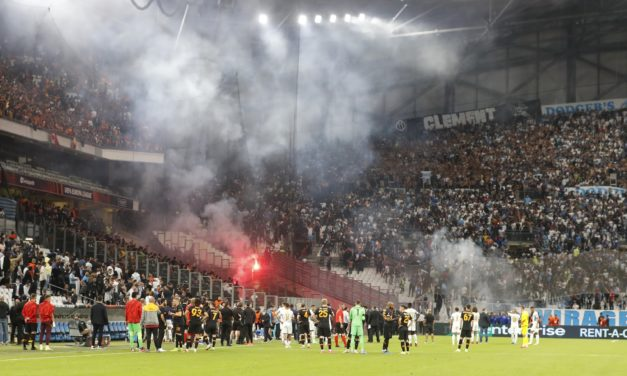 Marseille 0-0 Galatasaray (EL-kamp 2)