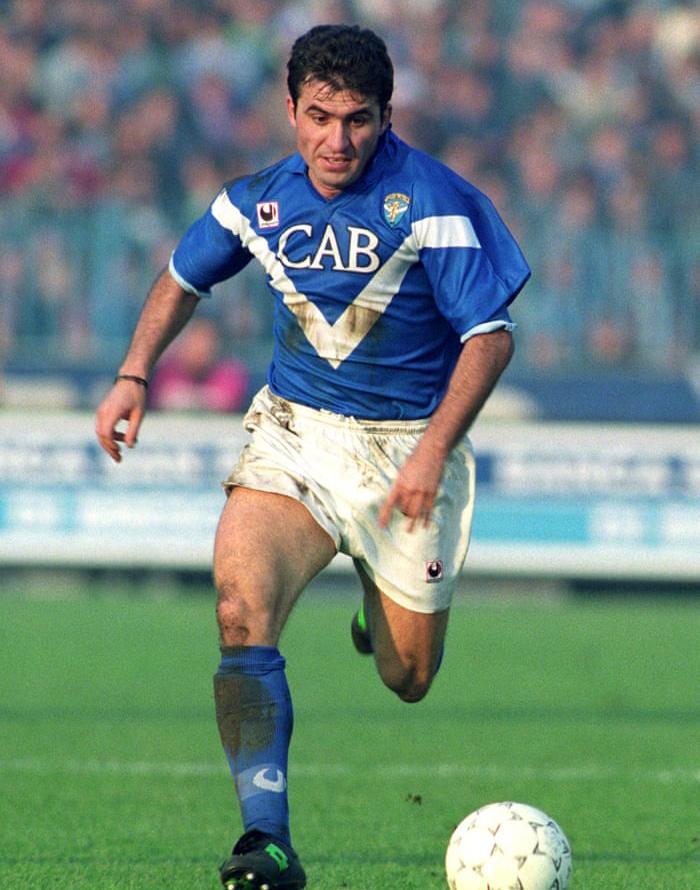 Hagi for Brescia