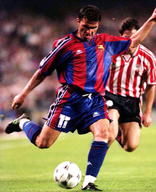 Hagi for Barcelona